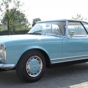 Mercedes 280 SL Pagode '69