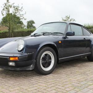 Porsche 911 3.2 '85 Preussisch blau