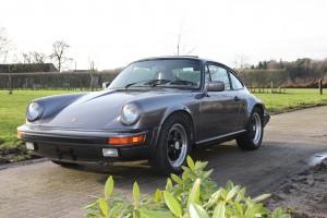 Porsche 911 3.2 '85 USA