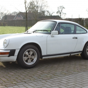 Porsche 911 SC sportomatic '77