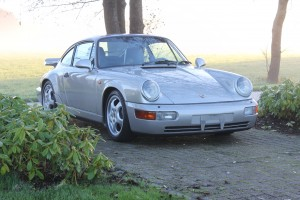 Porsche 964 '91 linen grey