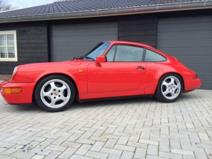 Porsche 964 Carrera 4 '89
