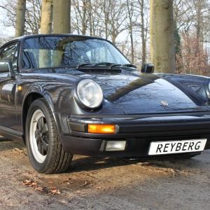 Porsche 911 Carrera '88 **collectors condition**