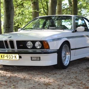 BMW 635 CSI M6