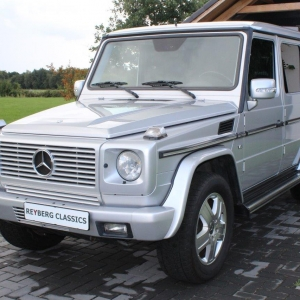 "Mercedes G500 (w463) 2004 ""Classic 25"""