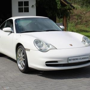 Porsche 996 C2 3.6 manual
