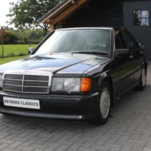 Mercedes 190 2.5-16V (w201)