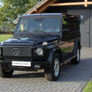 Mercedes G500 (w463) 2002 *top condition*