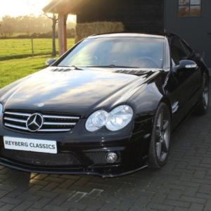 Mercedes SL55 AMG (r230)