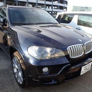 BMW X5 4.8i M-sports 11400 kilometer