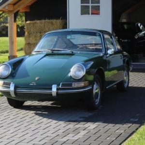 Porsche 912 '67 Irish Green
