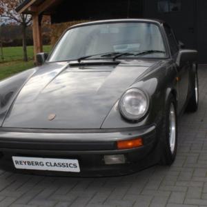 Porsche 911 Carrera 3.2 G50
