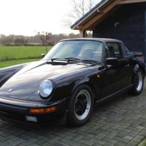 Porsche 911 Targa 3.2