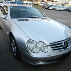 Mercedes SL500 (R230) 2004