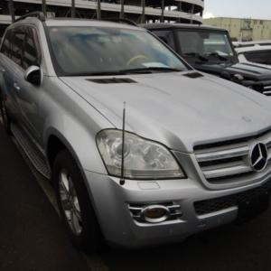 Mercedes GL550 2006