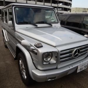 Mercedes G550 (W463) 2012