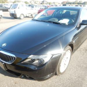 BMW 650i 2005