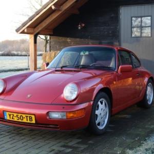 Porsche 964 Carrera 2 *concours condition*