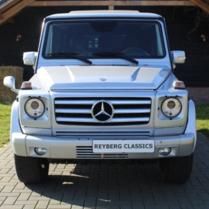 Mercedes G500 (W463) MY 2012