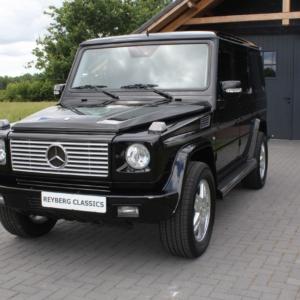 Mercedes G500 (w463) 2003