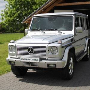 Mercedes G500 (w463) 2002 *Germany delivered*