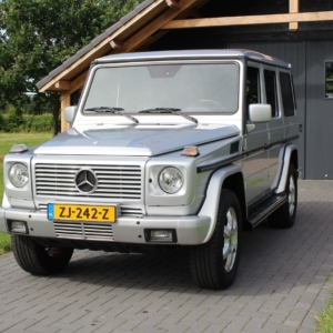 Mercedes G500 (w463) 2002