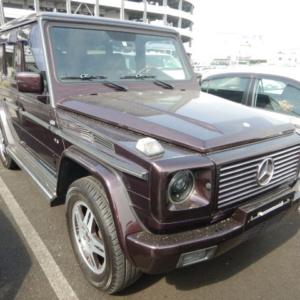 "Mercedes G500 (w463) ""Classic Line"" 2000"