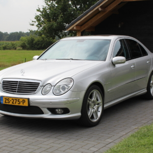 Mercedes E55 AMG (w211) 2003 **Collectors condition**