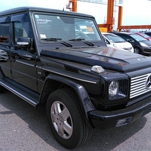 "Mercedes G500 (w463) ""Classic 25 Jahre edition"" 2004"
