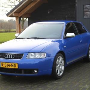 Audi S3 2003 Nogaro Blue * Collectors condition *