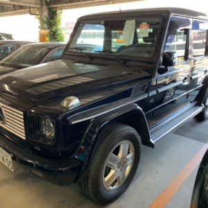 "Mercedes G500 (w463) ""Classic 25 Jahre edition"" 2004"