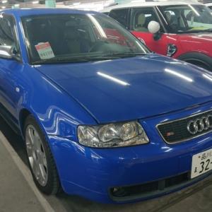 Audi S3 2003 Nogaro Blue