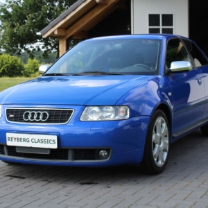 Audi S3 2003 Nogaro Blue * Collectors condition *