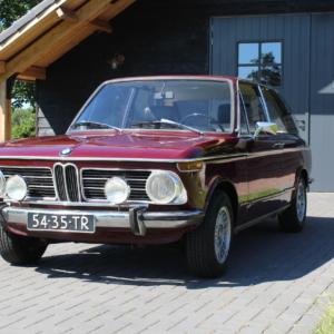 BMW 2002 touring '72