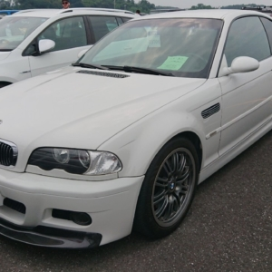 BMW M3 (e46) 2002