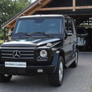 Mercedes G500 (w463) 2009