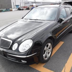 Mercedes E320 T (w211) 2004
