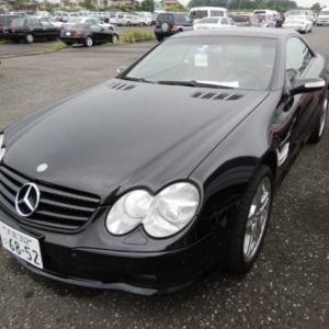 Mercedes SL55 AMG (r230) 2004