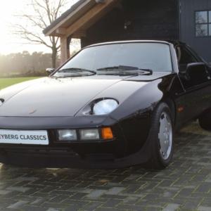 Porsche 928 S2 1986 *65460 kilometers*