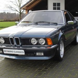 BMW 635 CSI (e24) 1985