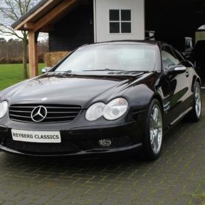 Mercedes SL55 AMG (r230) 2004 *reserved*