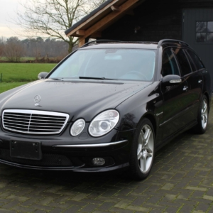 Mercedes E55 T AMG 2004 *reserved*