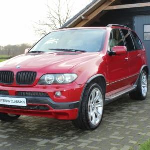 BMW X5 iS 4.8 2005