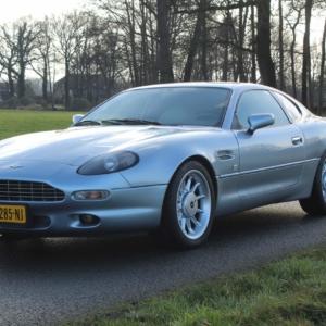 Aston Martin DB7 Coupé *collectors condition*