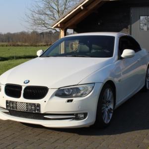 BMW 328i (e93) cabrio 2011