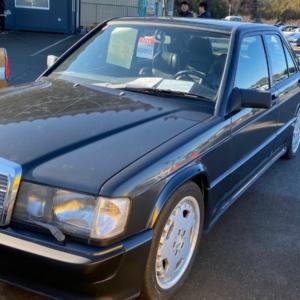 Mercedes 190 E 2.3-16V
