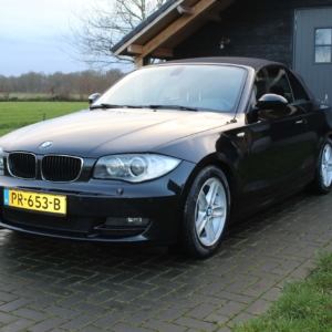 BMW 1-serie 120i cabrio M-package 2008