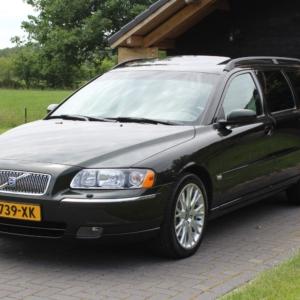 Volvo V70 2.4 T5 2005