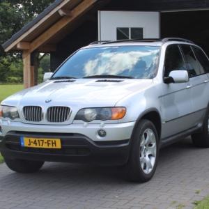 BMW X5 4.4i (e53) 2003 1-owner