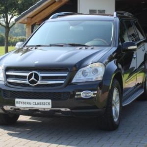 Mercedes GL500 (w164) 2008 *multifunctional super car*